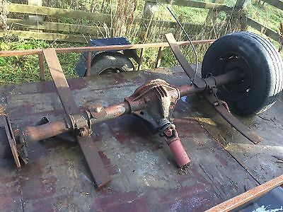 iveco daily Five Stud Axle