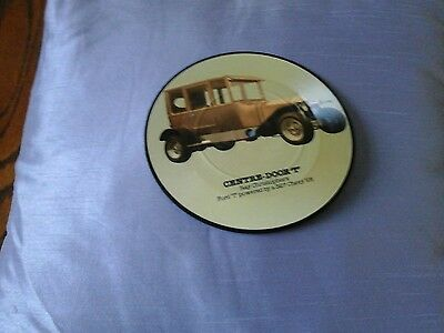 vintage 7in picture disc