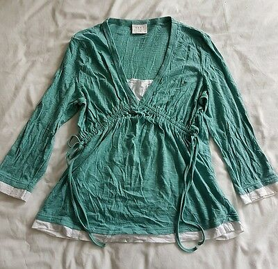 Womens Maternity Top NEXT size 10