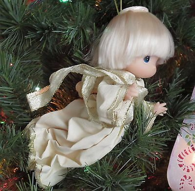 Precious Moments Dolls Flying Angel Doll Ornament 9""