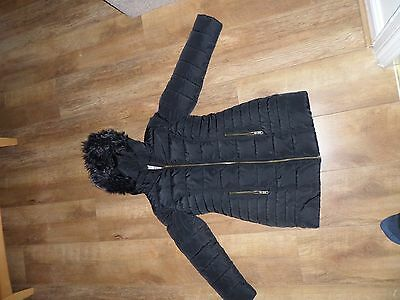 Next girls winter coat age 8