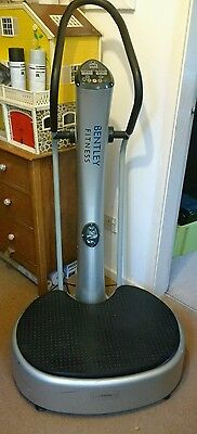 Bentley Fitness Crazy Fit Massage Power Plate Vibrating plate Toning and Fitness