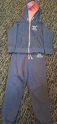 Next girls track suit age 8