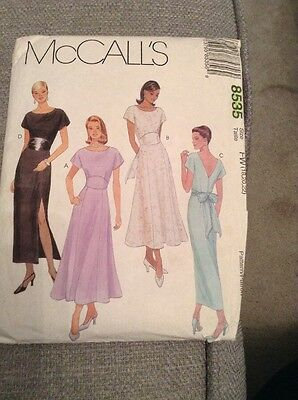 Ladies McCall's Dress Pattern Size 18,20,22