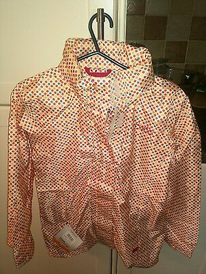 BNWT girls Regatta waterproof and breathable lightweight jacket 11-12 years