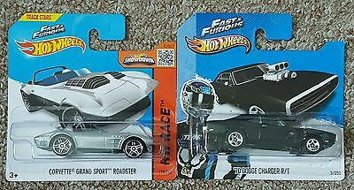 Hot Wheels Diecast The Fast And Furious X 2