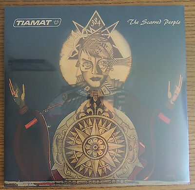 TIAMAT The Scarred People LP Vinyl NEU Paradise Lost, Type O Negative, Moonspell
