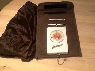 Avon London Fishing Scales,Weigh Sling and Pouch