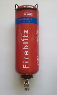 Christmas gift idea ,2 KG Automatic Fire Extinguisher (Dry Powder )