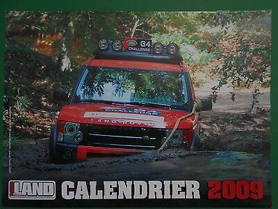 calendrier land mag  2009