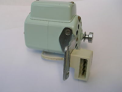 Brother/jones Sewing Machine Motor 4 Pin 2 P Checked And Tested
