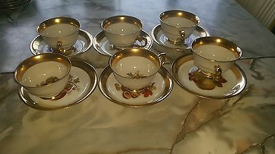 Antique Coffee set--- Elegant and Pretty----pick up only