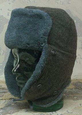 Original Russian Army Winter Hat Size 56