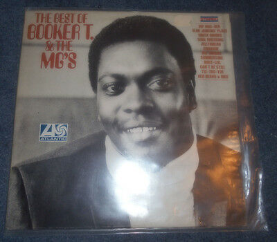 Booker T. & The M. G. 's - The Best Of..LP (EX+ / EX)