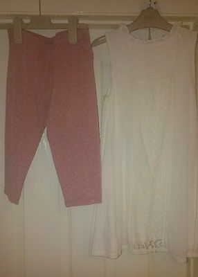 next size 9 two piece set lovely Christmas outfit