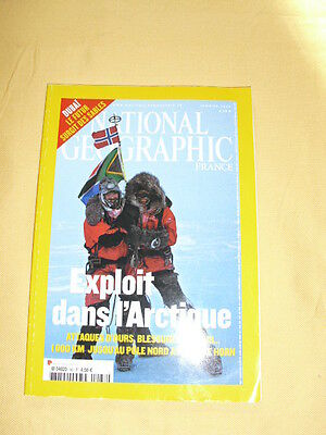 NATIONAL GEOGRAPHIC N°88 janvier 2007