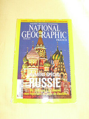 NATIONAL GEOGRAPHIC N°172 janvier 2014
