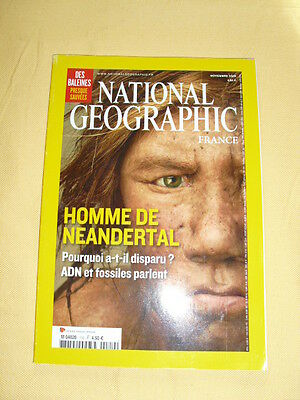 NATIONAL GEOGRAPHIC N°110 novembre 2008