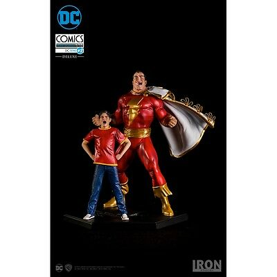 DC Comics S.2 Shazam Art Scale 1/2 Statue IRON STUDIO