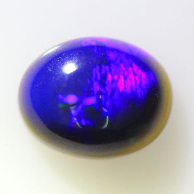 1.205Ct Nr Museum Grade Extreme Dazzler Tsehay Honey Welo Black Opal See Video