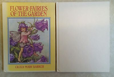 Flower Fairies of the Garden, Cicely Mary Barker, Hardback 1985