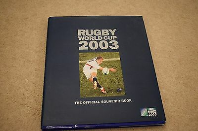 Rugby Worldcup 2003 Official Souvenir Book