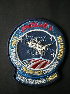 Spacelab 3  Patch