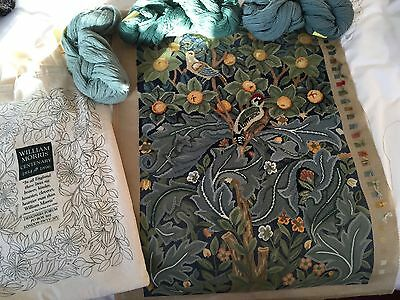 Beth Russell Designers Forum Woodpecker Large Tapestry and Wools