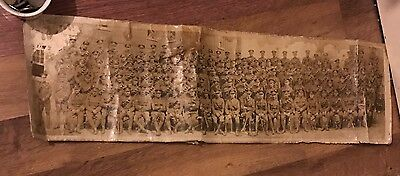 Antique First World War WW1 1152 238 Special Brigade North Russian Relief Force