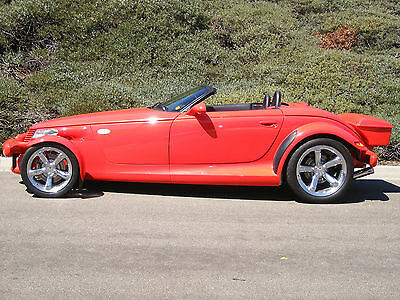 2000 Plymouth Prowler  Plymouth Prowler
