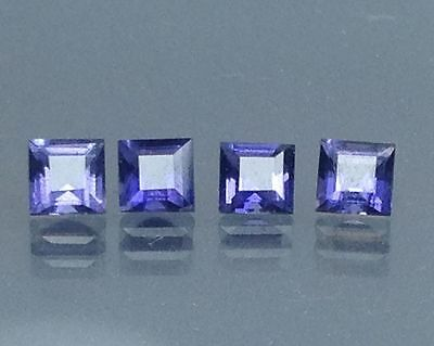 1.50Cts  Natural Iolite Gems (Free Shipping Additional 10 Items )(5373)