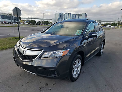 2014 Acura RDX RDX 2014 ACURA RDX LUXURY SUV ONLY 30K MILES LEATHER SEATS MAKE AN OFFER