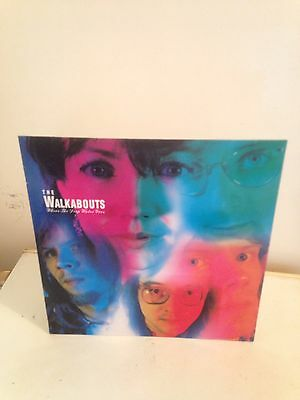 "The Walkabouts 12"" EP SUB POP Where The Deep Water Goes"