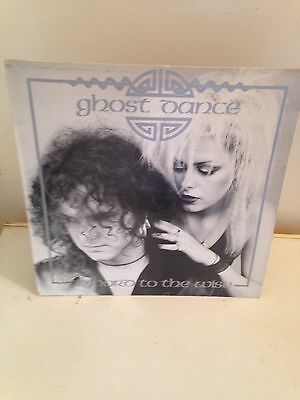 "Ghost Dance 12"" Word To The Wise"