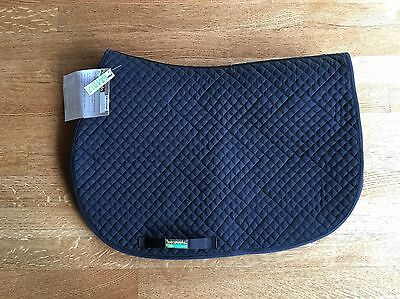 NWT FLEECEWORKS Easy-Care Quilted Bamboo Pad for Close Contact Saddle $69