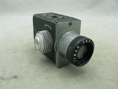 Tynar Corp Tynar Subminiature 16mm Film Camera With Film Cassette