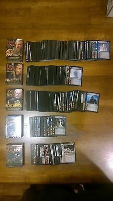 Lot of Decipher The Lord of the Rings Trading Card Game