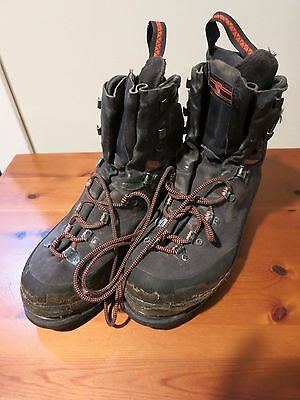 Salomon Ice 9 Mountaineering Boots with Insulated Overboots Men's 9