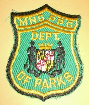 Maryland National Capital Park And Planning Commission Dept Of Parks Patch