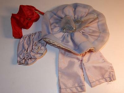 Vintage 1950S Tagged Ginger Cosmopolitan Dress Panties & Pants Lot Or For Ginny