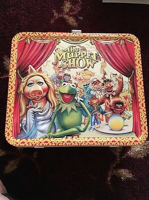 The Muppet Show Metal Lunchbox  By Loungefly