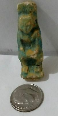 Wonderful Egyptian AMULET,  Isis Goddess of Marriage Wisdom, A hole for Chain