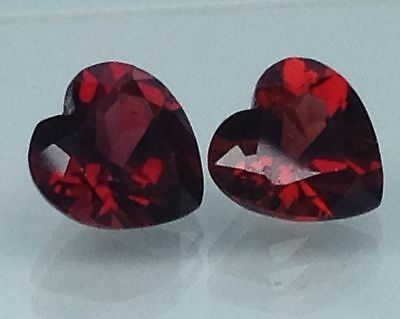 4.15Ct Natural Red Garnet Gems (Free Shipping Additional 10 Items )(6062)