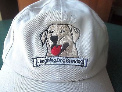 Laughing Dog Brewing Cap / Hat Fetchingly Good Beer Port & Co Golden Retriever