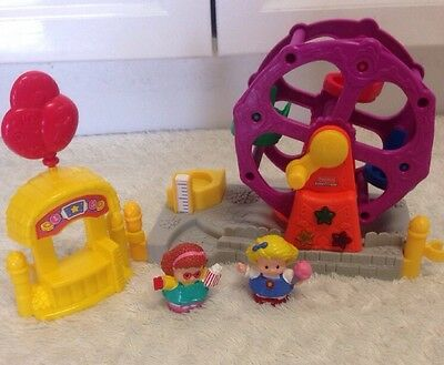 Fisher Price Little People Musical Ferries Wheel
