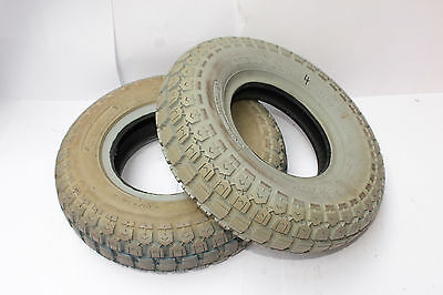 Part worn - Mobility Scooter Tyres  SPARE PARTS