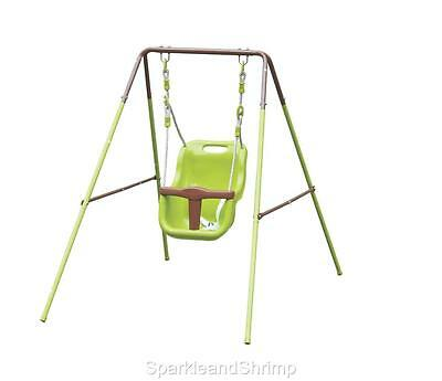 Baby and Toddler Swing Set