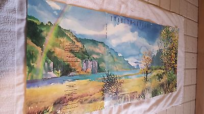 1990 Unbound Images Calendar, Pacific NW Images in Watercolor & Pencil, Clearanc