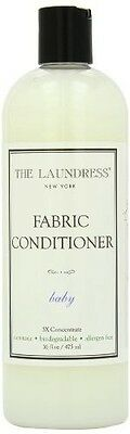 The Laundress Fabric 3X Conditioner Baby Non-toxic Allergen Free 16fl oz 16 Load