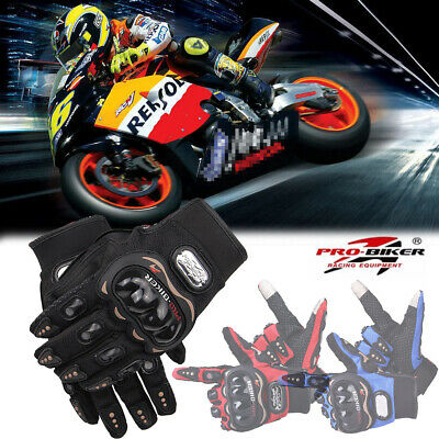 Touch Screen Motorcycle Gloves Motorbike Racing Winter Bicycle Cycling Scooter